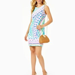 Lilly Pulitzer Narissa Shift Dress 8